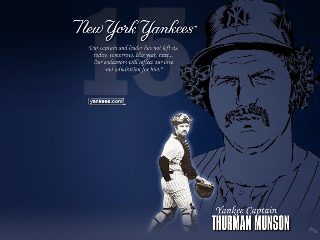 Thurman Munson... The Captain