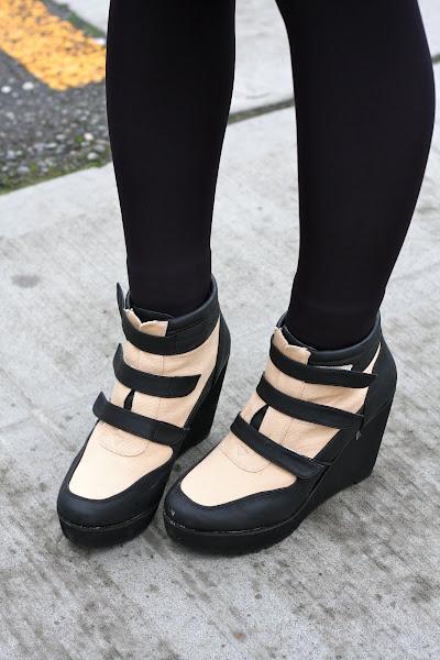 Athletic Inspired heels