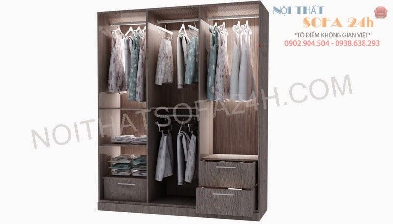 Tủ áo TA071