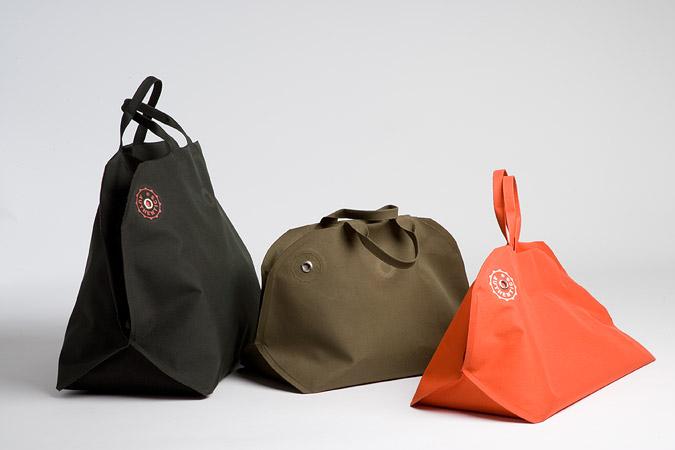 prvlabel kuvert bags by stefan diez. Black Bedroom Furniture Sets. Home Design Ideas