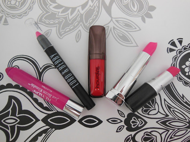 Lipsticks for pale skin
