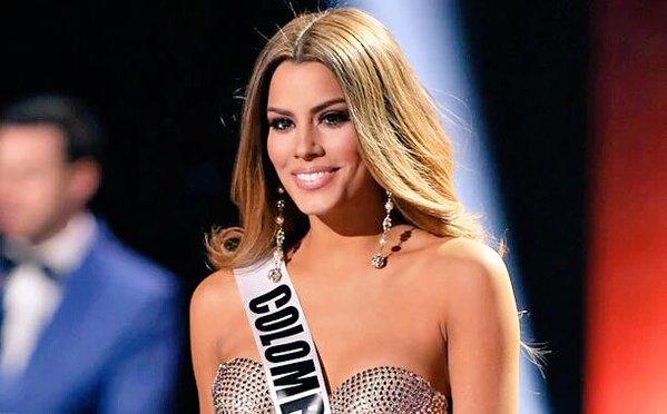 Gagal Jadi Miss Universe, Miss Colombia ditawari Jadi Bintang Porno