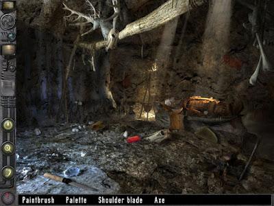 Game Gratis The Time Machine kehancuran