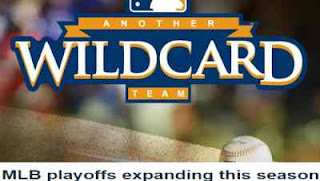 MLB broke tradition and introduced wild card teams to increase revenue