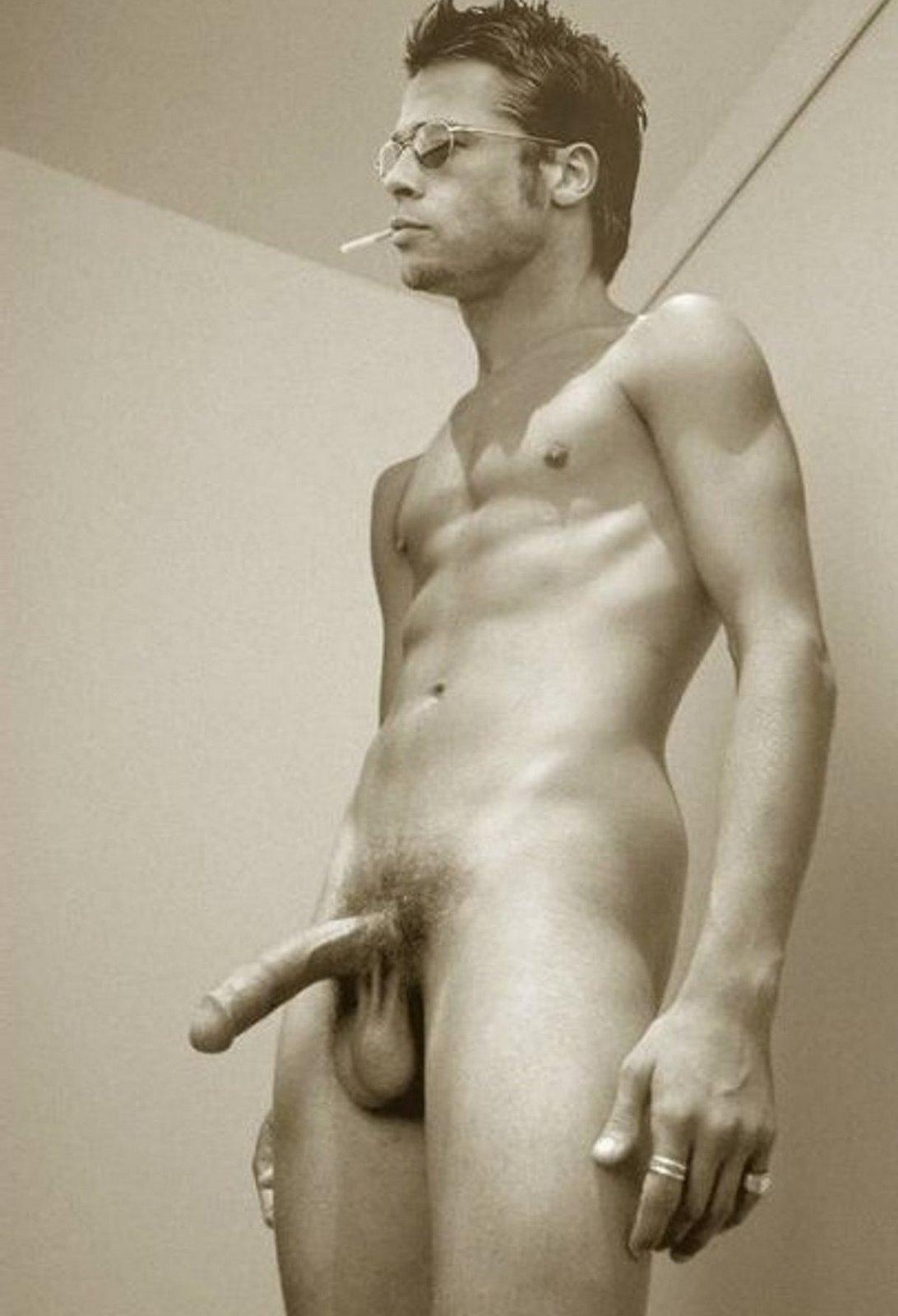 Brad Pitt Naked Penis 39