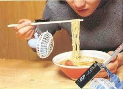 Un invento maravilloso...
