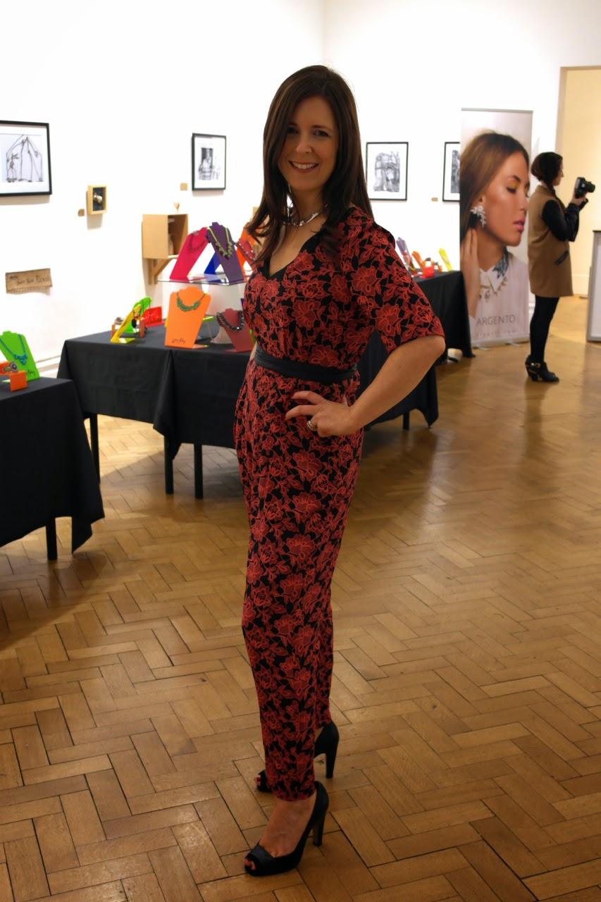 Jumpsuit5 Belfast Fashion Week with Wish Want Wear