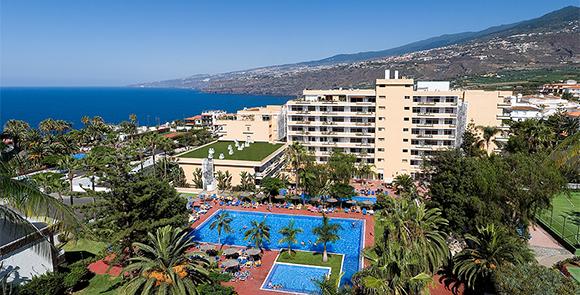 Hotel bonanza palace puerto de la cruz isla de tenerife v vela - Hotel bonanza palace puerto de la cruz ...