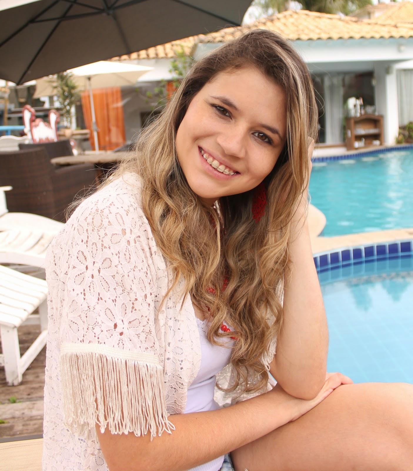 Bárbara Olimpia - piscina