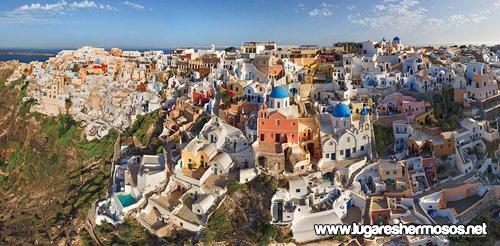 Santorini (Thira), Oia, Grecia