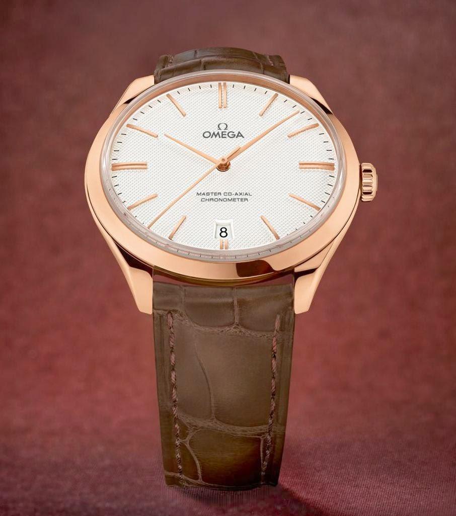 Omega De Ville Trésor replica watch
