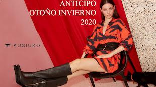ANTICIPO OTOÑO INVIERNO 2020
