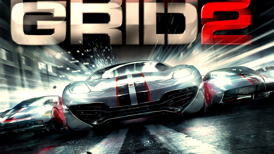GRID 2 PC Download Poster