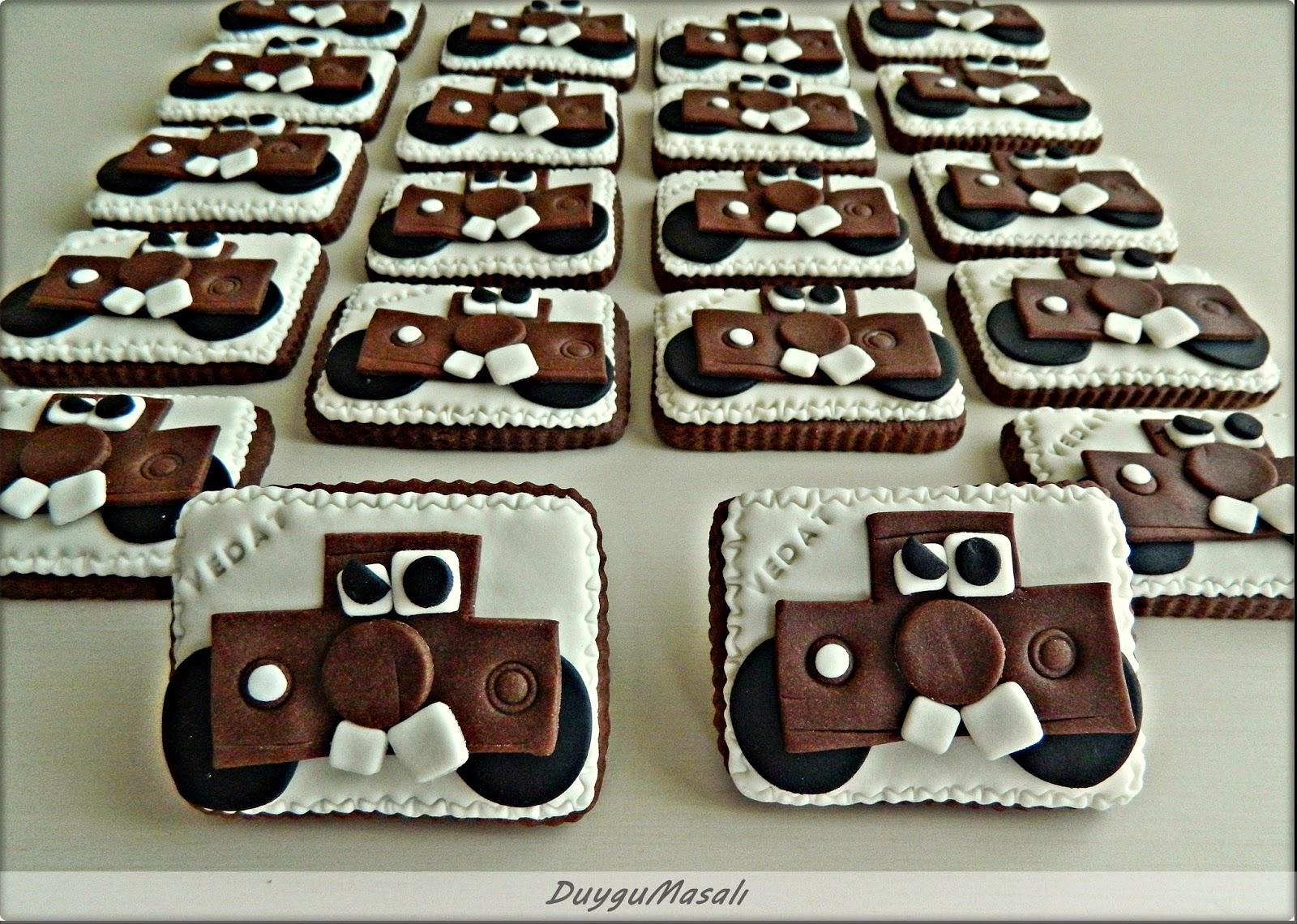 doğum günü butik kurabiye