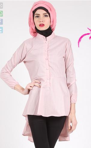 Contoh Model Baju Muslim Wanita