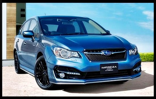 2016 subaru impreza sport hybrid review and price car drive and feature. Black Bedroom Furniture Sets. Home Design Ideas