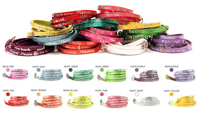 good works wrap bracelet