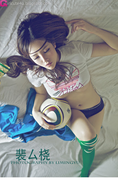 1 Pei Si - [Second quarter] football baby-very cute asian girl-girlcute4u.blogspot.com