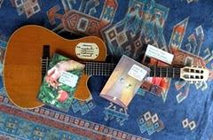 Relats a recer d'una guitarra