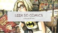 Reto: 30 cómics