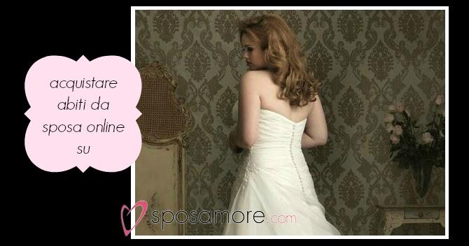 Acquistare abiti da sposa e da cerimonia on line su for Libri da acquistare on line