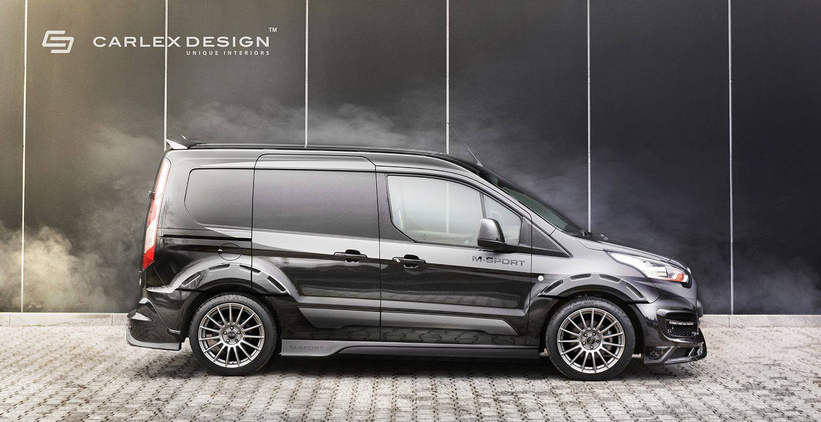 carlex design works polish magic on ford transit connect carscoops. Black Bedroom Furniture Sets. Home Design Ideas
