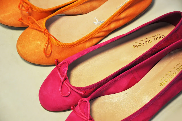 luca del forte, ballerine, outfit,fashion blog, scarpe,calzature