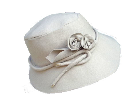 natural linen Lily Garbo