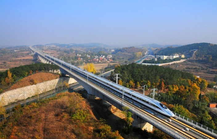 High Speed Train 4