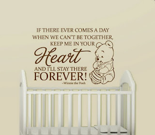 pooh decoration Quotation and Sayings