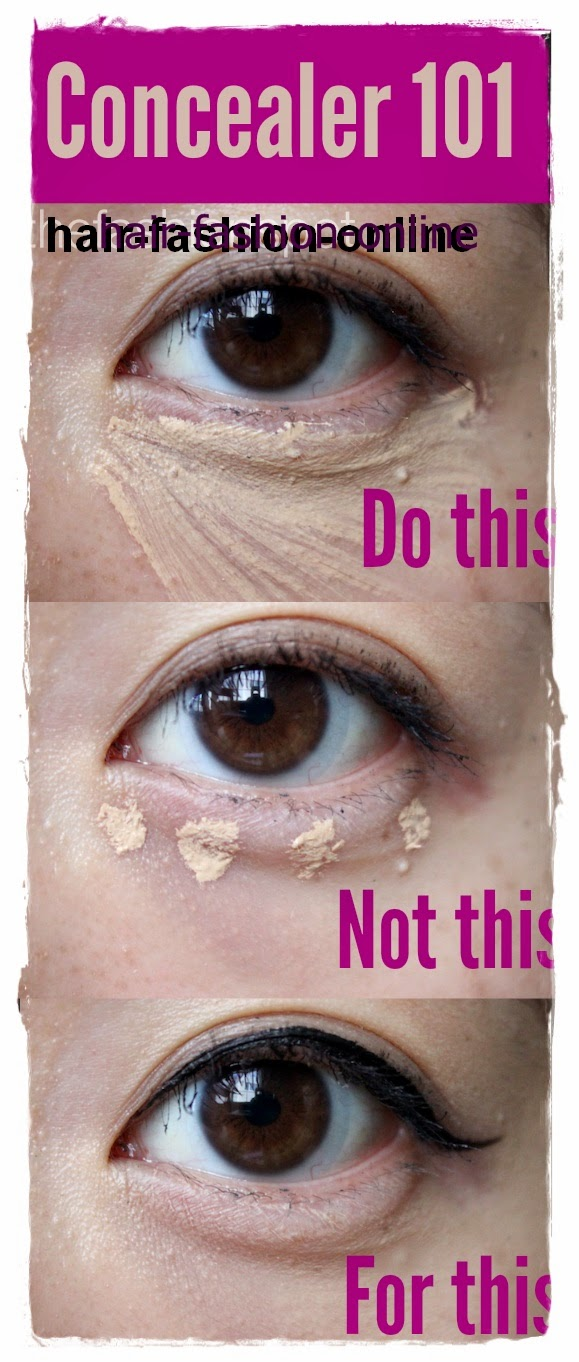 Beauty Hack #11: You're applying your concealer wrong
