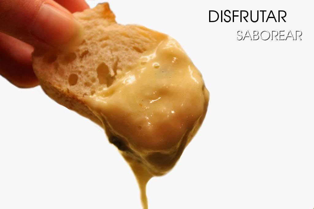 fuente cascada fondue de queso argentina