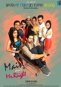Watch Main Aur Mr. Riight (2014) DVDScr Hindi Full Movie Watch Online Free Download