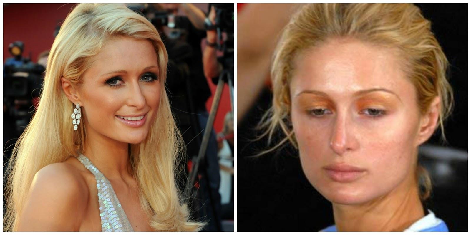 PiinkBeautyPrincess: Celebrities without make up #2
