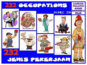 232 OCCUPATION ( 232 JENIS PEKERJAAN )