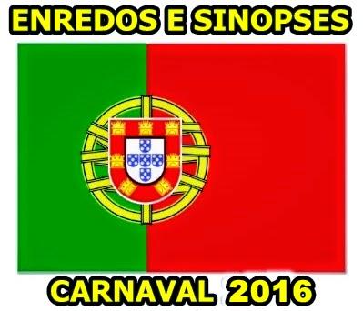 ENREDOS E SINOPSES-2016