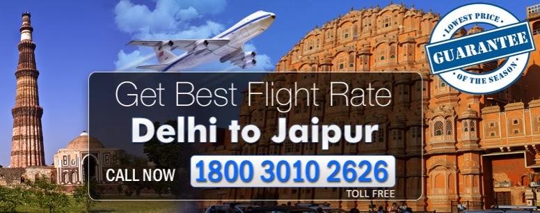Delhi Jaipur Flights
