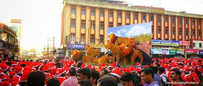 Thrissur Buon Natale Christmas photos