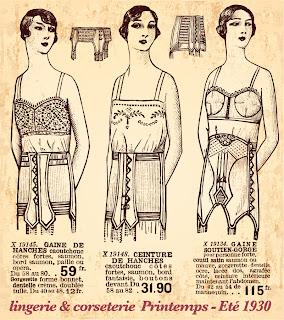 ヴィンテージ ファッション デザイン Vintage fashion design illustrations イラスト素材4