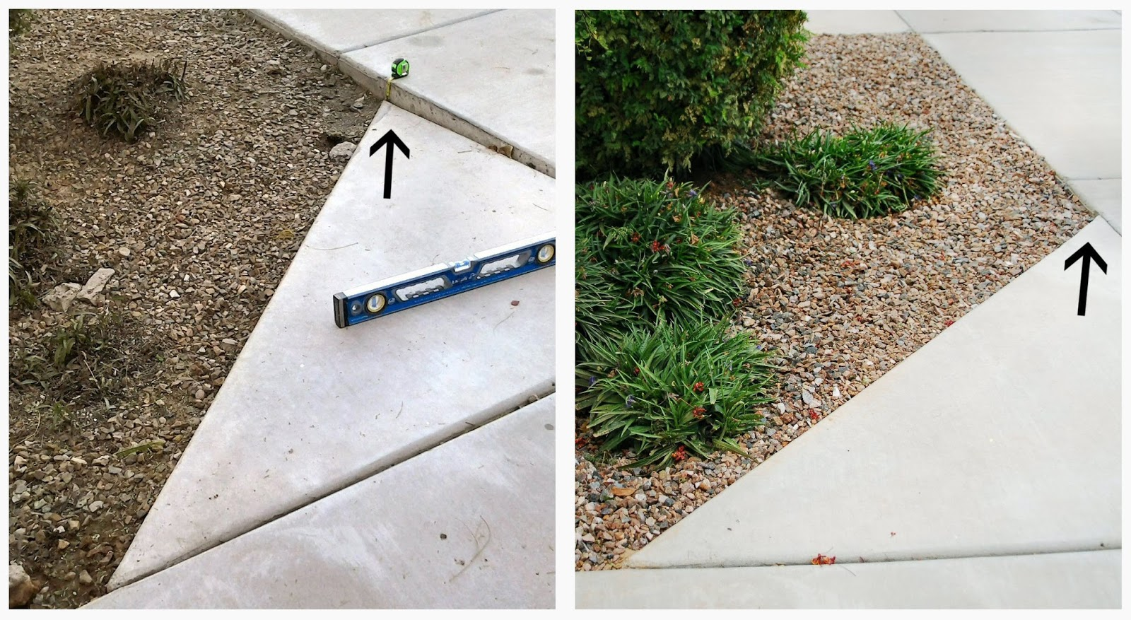 Phoenix Handyman and Wood Restoration: Raising a sunken concrete slab