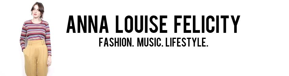 ANNA LOUISE FELICITY