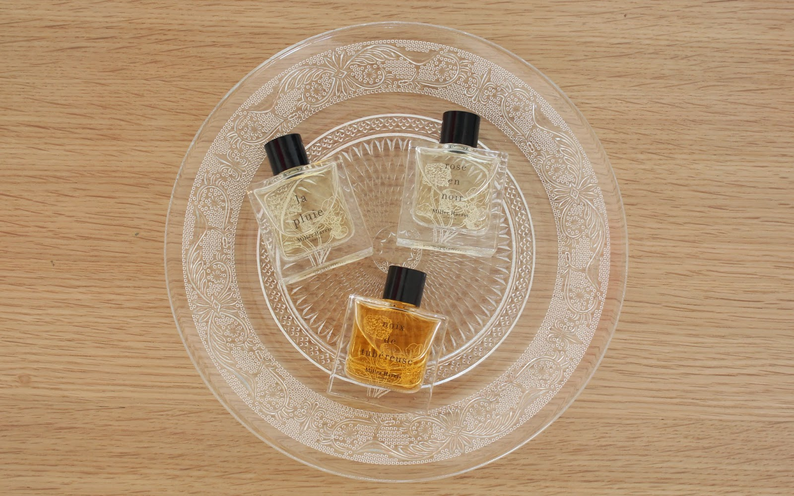 Miller Harris Fleur Perfume Trio Set review