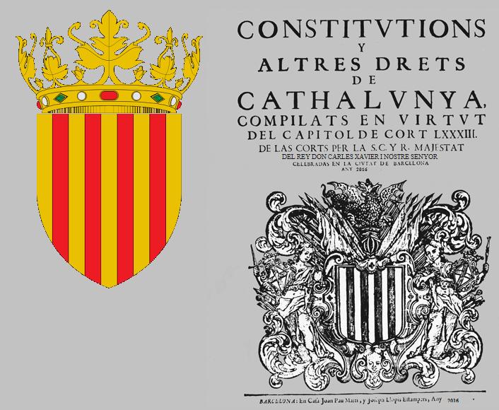 Jura de les Constitucions Catalanes