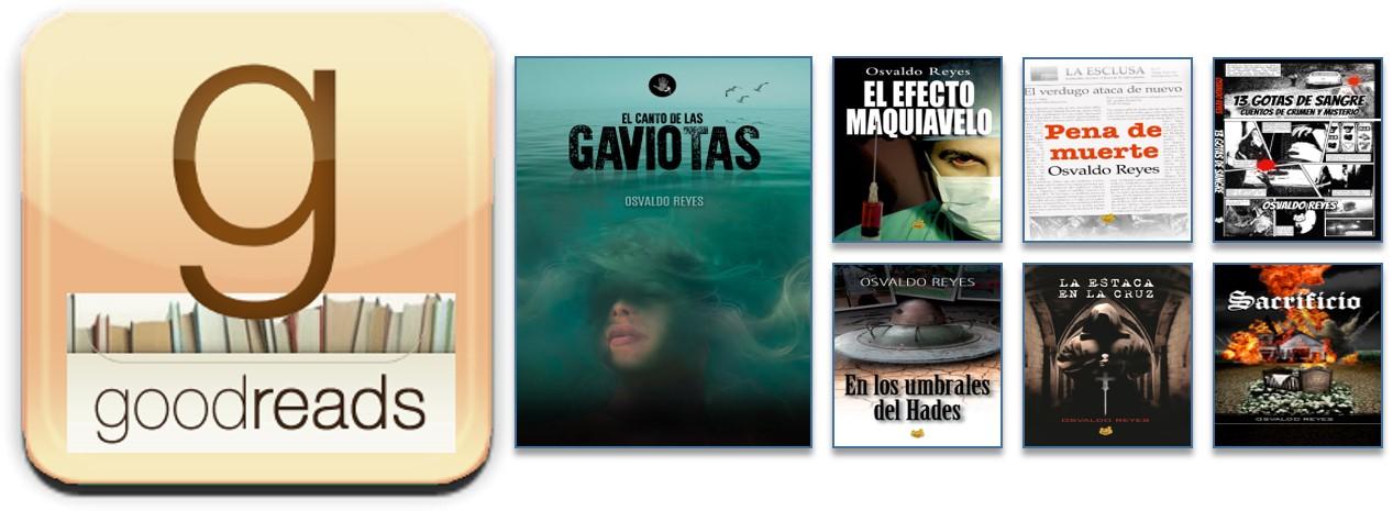 Osvaldo Reyes en Goodreads