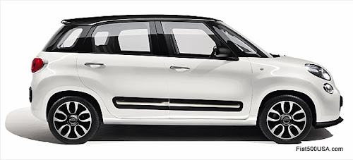 Fiat 500L European Edition