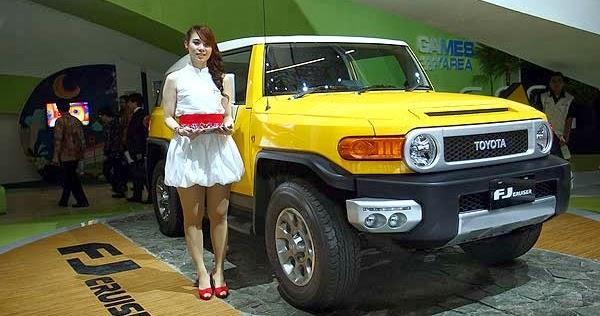 Jual Mobil Bekas, Second, Murah: Harga Toyota FJ Cruiser ...
