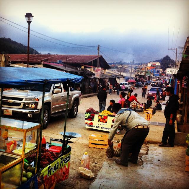 San Juan Chamula Chiapas Mexico