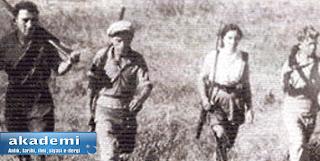 Bu günkü israil ordusunun çekirdeğini meydana getiren  haganah gerillaları, filistin'de kırsal alanda eyleme giderken