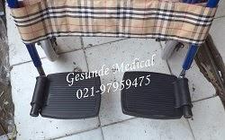 Footrest Kursi Roda FS 208LAP