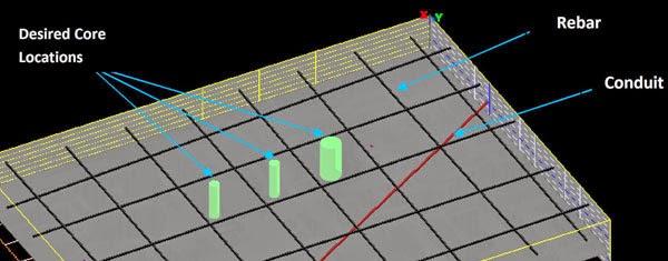 Orlando FL concrete cutting, core drilling, and concrete scanning